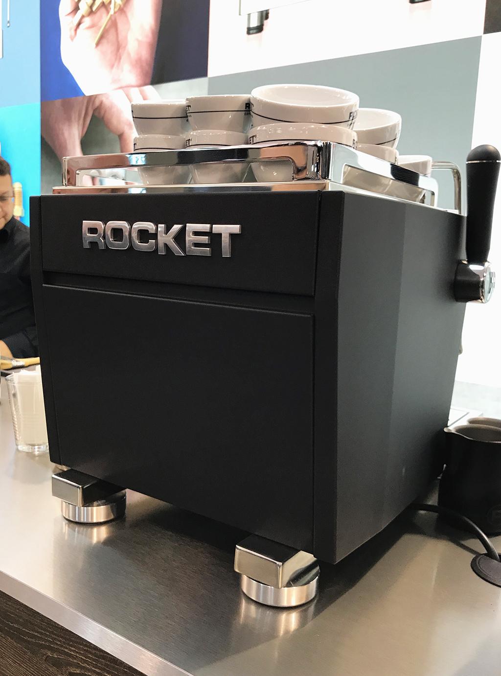 Rocket Espresso Host 2017 R9 One Mini Rear Matt Black