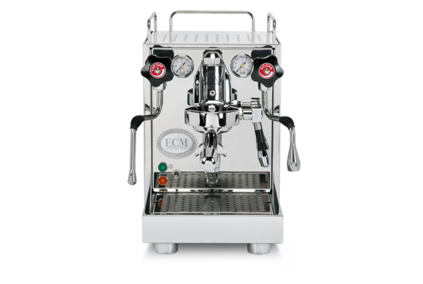 The NEW ECM Mechanika Slim compact coffee machine