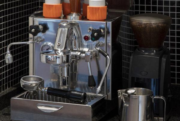 Izzo Vivi Espresso Machine MK I