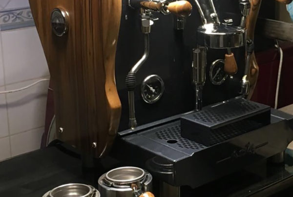 Orchestrale Nota Espresso Machine Custom Body Style