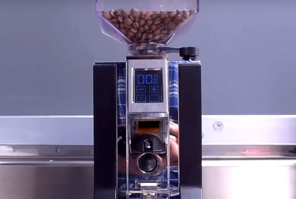 Eureka Mignon Specialita Coffee Grinder - First Look Video