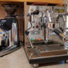 ECM Synchronika Coffee Machine and Compak E5 Coffee Grinder