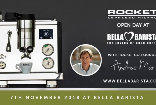 Rocket Espresso Andrew Meo 7th November