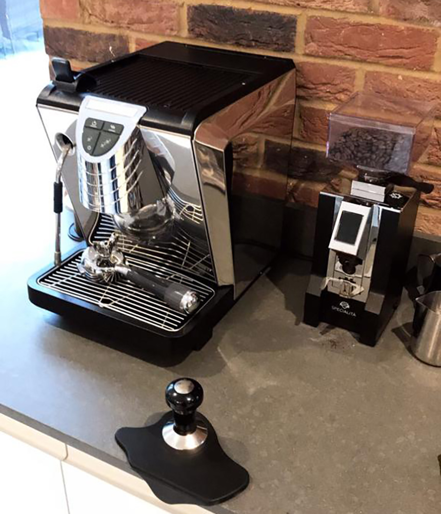 Nuova Simonelli Oscar-Coffee Machine