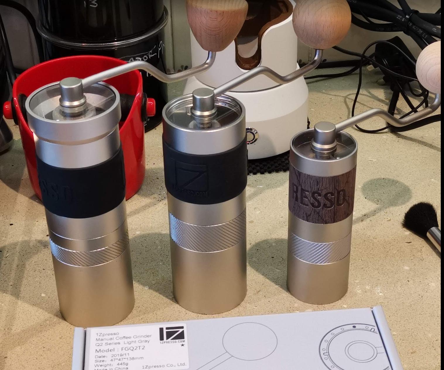 1Zpresso Q2 hand Grinder